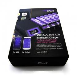 Efest - LUC Blu6 LCD Nabíječka