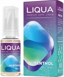 LIQUA Elements - Menthol (Mentol) 10ml