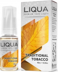 LIQUA Elements - Traditional Tobacco (Tradiční tabák) 10ml