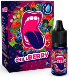 BigMouth příchuť 10ml - Chill Berry