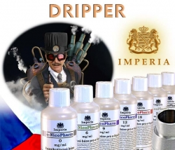 IMPERIA - Báze DRIPPER - 100ml Obsah nikotinu 1,5 mg/ml (0,15%)