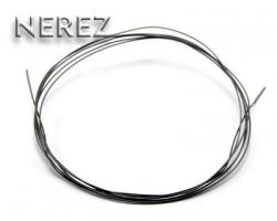 Nerezový drát SS 316 - 1m průměr 0,28mm (12,0Ω/m)