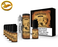 Premium Tobacco DIY sada 6x10ml - DD Tobacco
