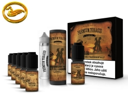 Premium Tobacco DIY sada 6x10ml - Lucky Color