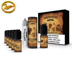 Premium Tobacco DIY sada 6x10ml - Mall Blend