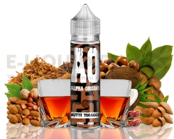 Alpha Origins - Shake & Vape - Nutty Tobacco - 15ml