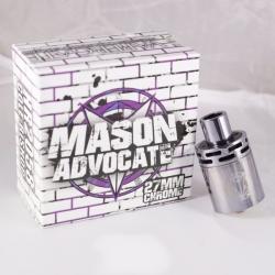 Vapergate Mason Advocate 27mm RDA