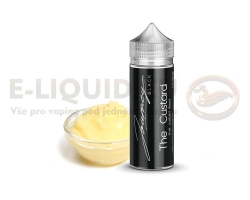 Příchuť AEON Journey Black S&V 24ml - The Custard