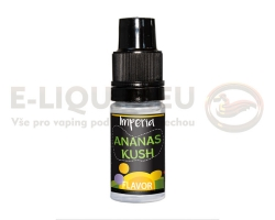 IMPERIA Příchuť Black Label - Ananas Kush 10ml