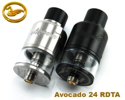 Avocado 24 RDTA bottom airflow - klon