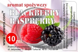 INAWERA příchuť 10ml - Raspberry & Blackberry