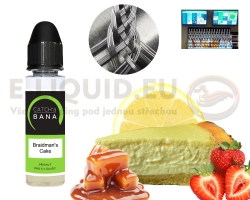 Catch´a Bana - Shake & Vape 12ml - Braidman' s Cake
