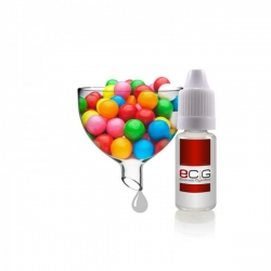 ECIG-HELLAS Příchuť 10ml Bubblegum