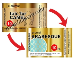 INAWERA - Příchuť do liquidů - Arabesque - 10ml