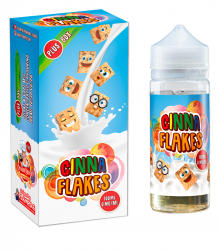 PJ Empire - Cream Queen Plus - příchuť Shake & Vape 24ml - Cinna Flakes