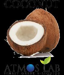 AtmosLab - Příchuť do liquidů - Coconut (kokosový ořech) - 10ml