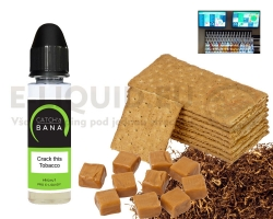 Catch´a Bana - Shake & Vape 10ml - Crack this Tobacco