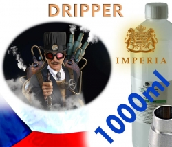 IMPERIA - Báze DRIPPER - 1000ml Obsah nikotinu 1,5 mg/ml (0,15%)
