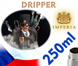 IMPERIA - Báze DRIPPER - 250ml Obsah nikotinu 1,5 mg/ml (1,5)