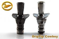 DripTip - Cowboy barva černá