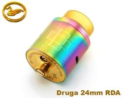 Atomizer Druga RDA 24 (rainbow) - klon