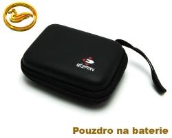 Pouzdro na baterie 3x18650 (2x26650)