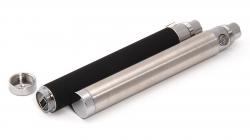Baterie eGo-T USB 1100mAh Barva ocelová