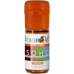 FlavourArt - Příchuť do liquidů - SOHO - 10ml