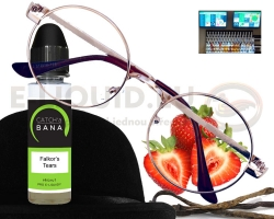 Catch´a Bana - Shake & Vape 10 ml - Falkor's Tears
