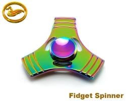 Hand Spinner UFO - rainbow
