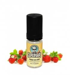 SuperVape - příchuť 10ml - Fraise Des Bois (Divoké jahody)