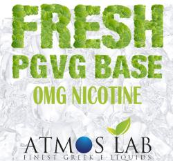 AtmosLab Báze Fresh (PG/VG) 100ml 0mg