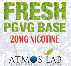 AtmosLab Báze Fresh (PG/VG) 100ml 20mg