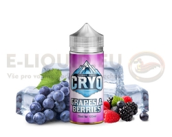 Infamous Cryo - Příchuť Shake & Vape 20ml - Grapes and Berries