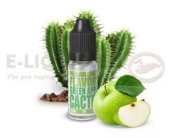 Infamous Liquonic - Příchuť 10ml - Green Apple Cactus