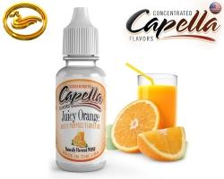Capella příchuť Juicy Orange (Pomerančový džus)