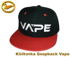 Kšiltovka Snapback VAPE