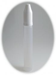 Láhev PEN 15ml s kapátkem