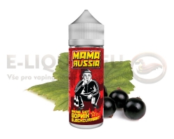 Mama Russia - Příchuť Shake and Vape 15ml - Gopnik Blackcurrant