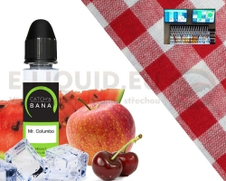 "Catch´a Bana - Shake & Vape 10 ml - ""Mr. Columbo"""