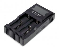 Nitecore - Digicharger D2 Nabíječka univerzální s LCD