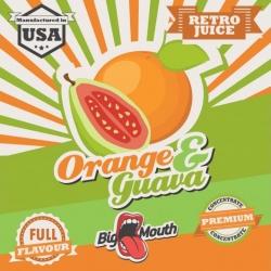 BigMouth příchuť Retro Juice - Orange-Guava balení originál 10ml