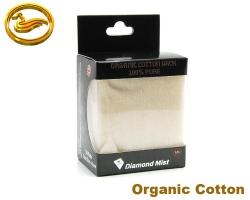 Diamond Mist Organic Cotton Wick 100% pure 10ks/bal