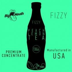 BigMouth příchuť Fizzy - Peach Lemon Tea balení originál 10ml