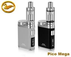 Eleaf Pico Mega TC 80W Kit barva stříbrná