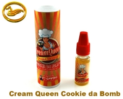 PJ Empire Příchuť Cream Queen Cookie da Bomb 10ml