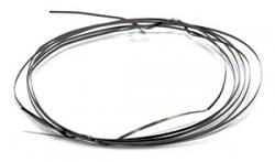 Nikrothal80 - plochý odporový drát - 1m Rozměry: 0,4x0,08mm (34,