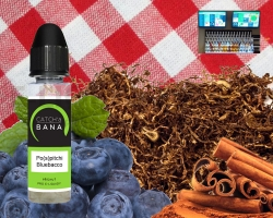 Catch´a Bana - Shake & Vape 11 ml - Po(s)pitchi Bluebacco
