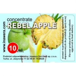INAWERA - příchuť do liquidů - Rebel Apple - 10ml