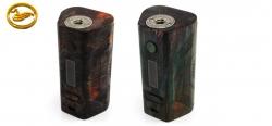 Smoant Battlestar 200W TC BOX MOD - stabilizované dřevo